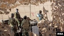 رزمایش «فاتحان خیبر» نیروی زمینی ارتش ایران در منطقه عمومی شمال غرب - ۹ مهر ۱۴۰۰