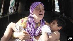 کودکان در بحران سوریه با تلفاتی سنگین روبرو شده اند
