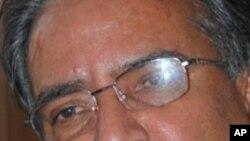 ຜູ້ນຳ ພັກຄອມມູນິສ ນິຍົມເໝົາເຊຕຸງ ທ່ານ Pushpa Kamal Dahal