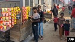 Bhashan Char ကြ်န္းေရာက္ ရိုဟင္ဂ်ာဒုကၡသည္မ်ား