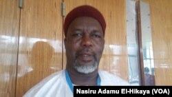 Muhammad Musa Abubakar a taron kasashe biyar dake fama da cutar malaria, kuma jami'in kiwon lafiya matakin farko a Najeriya