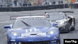 "Baku World Challenge"" avtomobil yarışları"