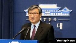 조태용 한국 청와대 국가안보실 1차장. (자료사진)