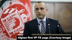 صالح: دا طرحه د داخلي او بهرني امنیت پر وړاندې د ګواښ له یوې نسخې پرته بل څه نه ده.
