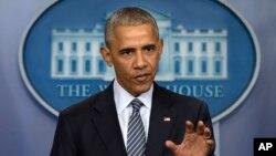 Tổng thống Obama cho rằng TPP sẽ cho phép Hoa Kỳ chứ không phải Trung Quốc định ra những qui luật thương mại trong khu vực.