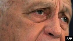 Cựu Thủ tướng Israel Ariel Sharon, 1/12/2005