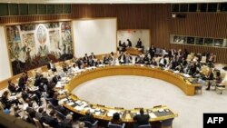 Hội đồng Bảo an Liên hiệp quốc (ảnh tư liệu)