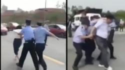 六安暴力维稳引爆舆论 当局道歉