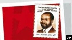 """Machel Foi """"Vítima do Desleixo"""" da Tripulação Soviética - Novo Livro"""