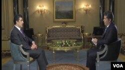 نخست وزیر اقلیم کردستان عراق به صدای آمریکا گفت که مهم است بغداد بداند که داعش از بطن جامعه عراق سر بر آورده است.