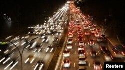 El 85 por ciento de la población de Brasil reside en zonas urbanas y el país trata aceleradamente de mejorar el transporte público.