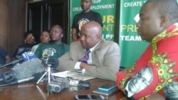Thomas Chiripasi Reports on Zanu-PF Youth League's Media Criticism