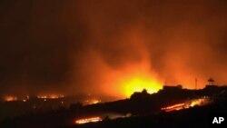 土耳其西部的一個彈藥庫發生爆炸。
