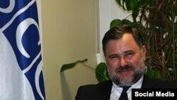 Aleksis Şahtaxtinski, ATƏT-in Bakıdakı sabiq layihə koordinatoru
