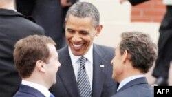 Օբաման, Մեդվեդևը և Սարկոզին ԼՂ հակամարտության խնդրի շուրջ հայտարարություն են ընդունել