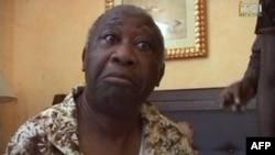 Các giới chức đã thẩm vấn cựu Tổng thống Gbagbo về những vi phạm nhân quyền trong thời gian ông tại chức.