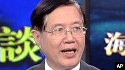 台湾政治大学国际事务学院院长邓中坚