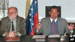Desde que asumió el poder en 1999 Chávez estuvo acompañado por Jorge Giordani, quien hoy reitera sus duras críticas contra Maduro.
