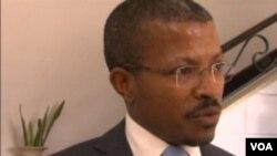 Hélio Almeida, governador do Banco Central de São Tomé e Príncipe