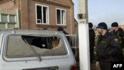 Çeçenistanda üç intiharçı hücumu baş verib (yenilənib)