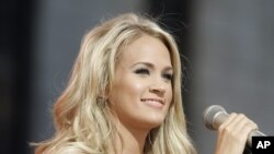 MUSIC CARRIE UNDERWOOD
