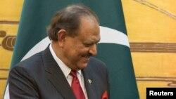 پاکستان کے صدر مملکت (فائل فوٹو)