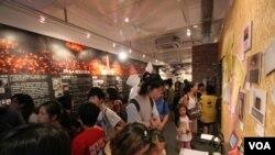 香港六四纪念馆参观纪录