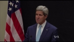 Kerry Five-Nation Tour to Cover Security, Iran Nuclear Deal