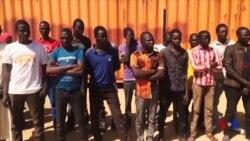 Des prisonniers tchadiens remis en liberté (videéo)
