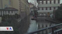 Colmar: Bajarokê Bedew ya 1200 Salî li Fransa