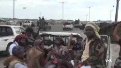 درگیریها بین نیروهای طرفدار منصور هادی و حوثیها در نزدیکی یمن ادامه دارد