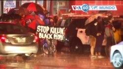 Manchetes mundo 27 maio: Manifestação em Minneapolis depois de um homem negro ter morrido às mãos da polícia
