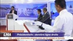 Les élections à Madagascar : le duel de deux ex-présidents