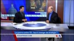 Washington Forum du 11.19.2015 : faut-il changer de stratégie contre l'EI ?