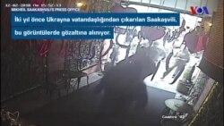 Saakaşvili: 'Sınırdışı edileceğimi telefonla bile bildirmediler'