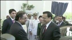 巴基斯坦总理访华加强双方经济和安全合作