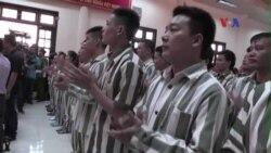Dân biểu Mỹ 'thất vọng' về đợt đặc xá kỷ lục ở Việt Nam