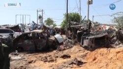 Somali'deki Saldırıda İkisi Türk En Az 90 Kişi Öldü