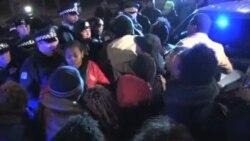 اعتراض در شیکاگو به مرگ یک نوجوان سیاهپوست توسط پلیس