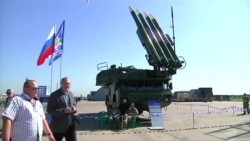 Russia Courts Mideast With Military Hardware
