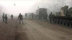 جدايی طلبان شرق اوکراين : دولت توافق آتش بس را رعايت نمی کند