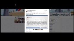 Ecuador Assange Internet