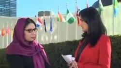 خطابه وزیر خارجه افغانستان در مجمع عمومی