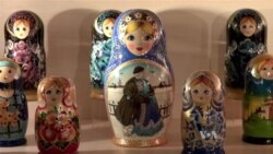 Russian Folk Crafts Struggle in Hard Economic Times