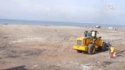 中国在加纳的港口项目让当地人担心生计问题