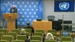 ООН закликає донорів профінансувати у повному обсязі гуманітарну допомогу Україні. Відео