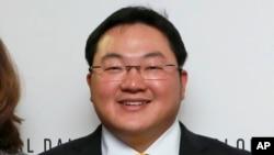 资料照:马来西亚金融通缉犯刘特佐