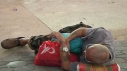Người phương Tây vô gia cư tăng lên ở Thái Lan