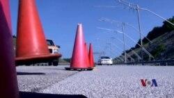 智能道路会说话 警示车辆避险情