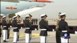 韩国再向中国移交中国军人遗骸